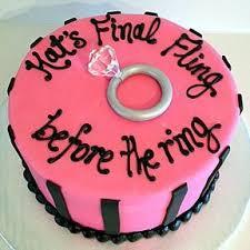 bachelorette cake bachelorette says this custom designed cakes