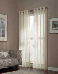 Sheer Panel Curtains Decorating Drapes On Doors Curtains For Doors