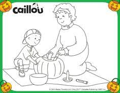 caillou father son baseball u2013 printable father u0027s coloring
