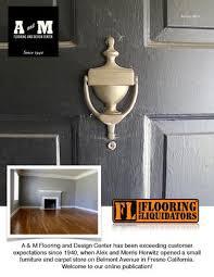 a and m flooring liquidators by amfl issuu