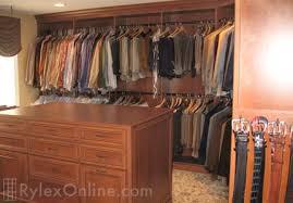 master walk in bedroom closet with tv orange county ny rylex