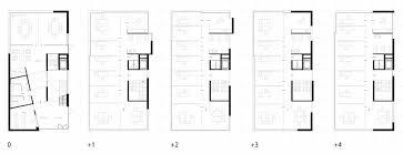 plan des bureaux bureaux stuttgart cairos architecture et paysage