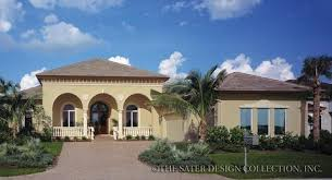 Mansion Design Spanish Colonial House Plans Home Plans Sater Design Collection