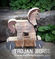 trojan horse craft
