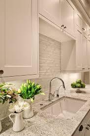 The Most Exciting Kitchen Backsplash Designs For You White Tile - Backsplash white