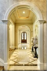 interior arch designs for home unique home architecture it looks like a castle corridor arch
