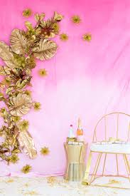 diy backdrop diy gold leaf photo backdrop sugar cloth