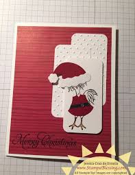1666 best christmas cards stampin u0027 up images on pinterest xmas