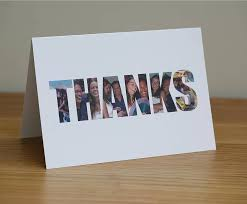 personalised wedding thank you cards by hello ruth