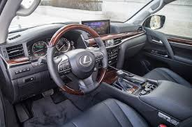 lexus lc interior review 2017 lexus lx 570 canadian auto review