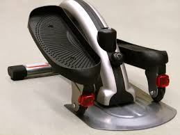Mini Treadmill Under Desk Small Elliptical Exercise Device May Promote Activity While