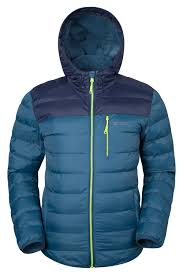 link mens padded jacket mountain warehouse us