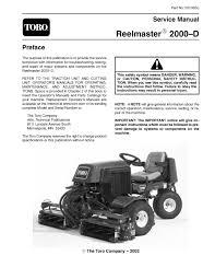 02103sl pdf reelmaster 2000 d aug 2002 by negimachi negimachi issuu