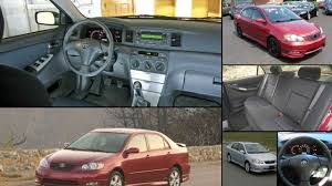 2004 toyota corolla xrs toyota corolla all years and modifications with reviews msrp