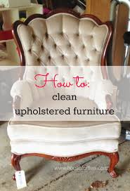 Upholstery Cleaning Perth How To Clean Upholstery Also Known As How To Get The Funk Out Of