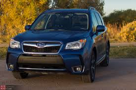 subaru van 2015 2016 subaru forester xt review u2013 more isn u0027t always more