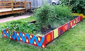 How To Install A Raised Garden Bed - raised vegetable garden raised bed gardening how to build a