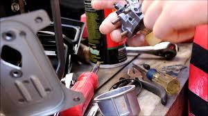 honda ex1000 carburetor rebuild youtube