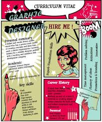 resume format free download 2015 cartoons graphic designer cv in a comic book layout cvs resumes forms