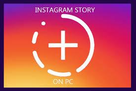 cara membuat instagram baru di komputer membuat snapgram story instagram lewat pc laptop