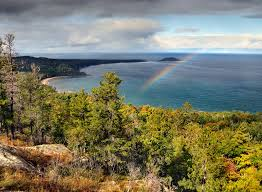 Michigan mountains images Fall in the upper peninsula michigan photos trip report jpg
