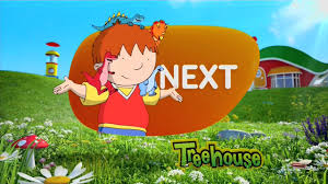 treehouse tv next harry and his bucket full of dinosaurs bumper