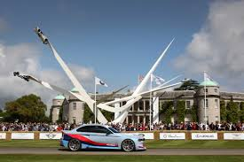 the motoring world goodwood bentley bmw at the 2016 goodwood festival of speed