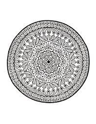 mystical mandala coloring book teach mandala pinterest