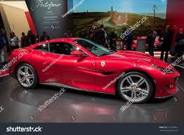 ferrari sports car frankfurt germany sep 13 2017 new stock photo 715167067 shutterstock