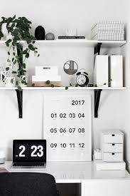 Black And White Bed Best 20 White Desks Ideas On Pinterest Chic Desk Home Office