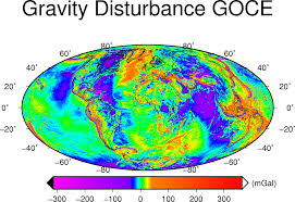 global gravity maps in support to geothermal energy sourcing