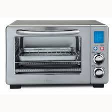 Oster Toaster Oven Tssttvdfl1 Oster 6 Slice Digital Countertop Oven With Convection Stainless