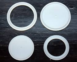 ball rubber rings images Leak proof silicone sealing rings seals for ball plastic caps jpg