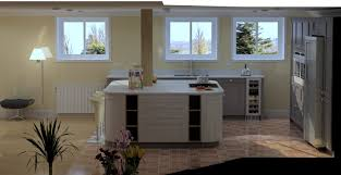schuller c painted shaker kitchen drawn on compusoft cad software