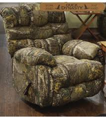 ideas camouflage recliners for unique armchair decorating ideas