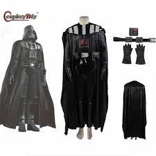 aliexpress com buy cosplaydiy star wars darth vader costume suit