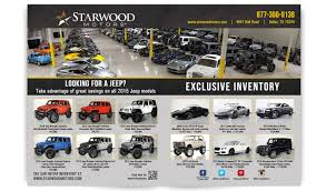 starwood jeep blue dupont registry december 2016 issue uncovered