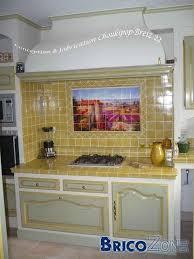 construire une hotte de cuisine cuisine style provencale