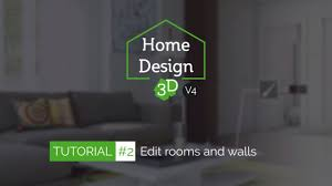 home design 3d home design 3d tuto 2 edit rooms and walls youtube