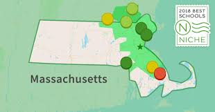 Boston Zoning Map by 2018 Best Districts In The Boston Area Niche