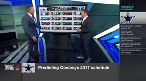 dallas cowboys thanksgiving record predicting the cowboys 2017 record youtube