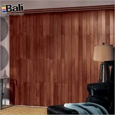 Wood Grain Blinds Vertical Blinds Blinds The Home Depot