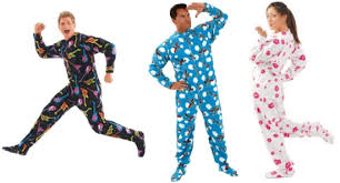 best footed pajamas