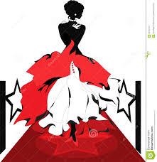 paparazzi clipart carpet silhouette