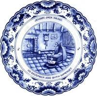baby birth plate baby names gifts baby announcements baptism gifts christening