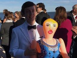 Blow Up Doll Meme - my friend went to senior prom with a blow up sex doll named