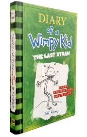 diary of a wimpy kid the last straw book 3 wimpy kid