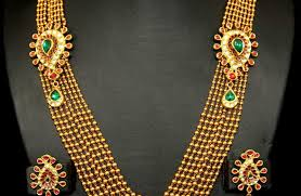 gold jewelry designs necklace images Top south indian gold jewelry designs gold 39 n 39 cart jpg