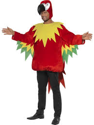 parrot costume pirate costumes mega fancy dress