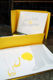 julianne philip u0027s whimsical letterpress wedding invitations